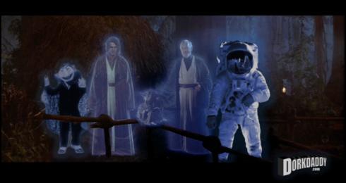 RIP Jerry Nelson, Anakin Skywalker, Yoda, Ben Kenobi, Neil Armstrong