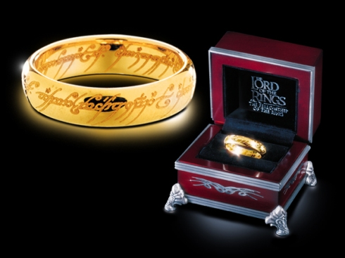 The One Ring... but it'll cost you.