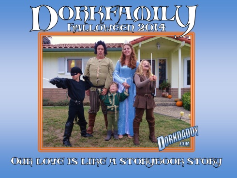 family halloween 2014