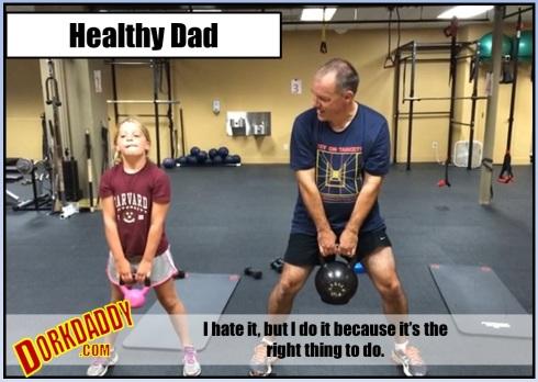 Healthy Dad