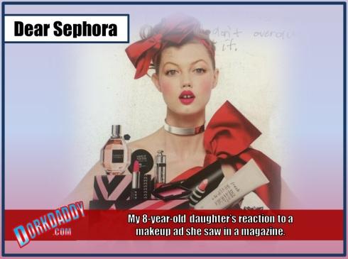 Dear Sephora Header
