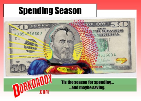 spending season header