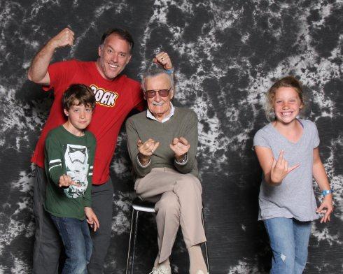 OMG! Stan Lee!!